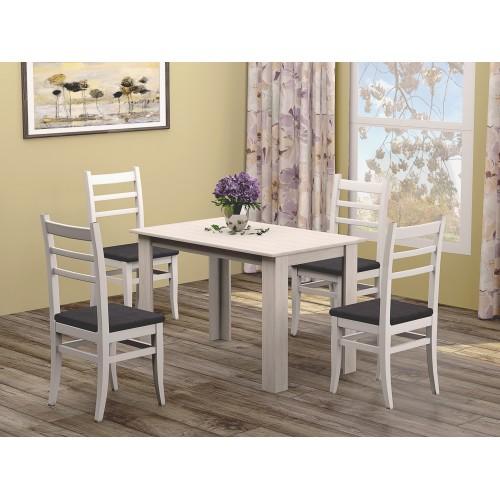 Трапезна маса Вито с 4 стола