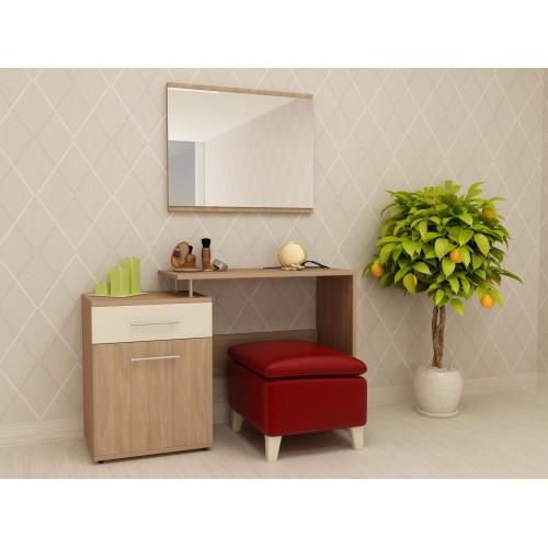 Тоалетка Велга с огледало