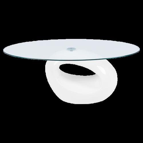 Холна маса Вог - бяла